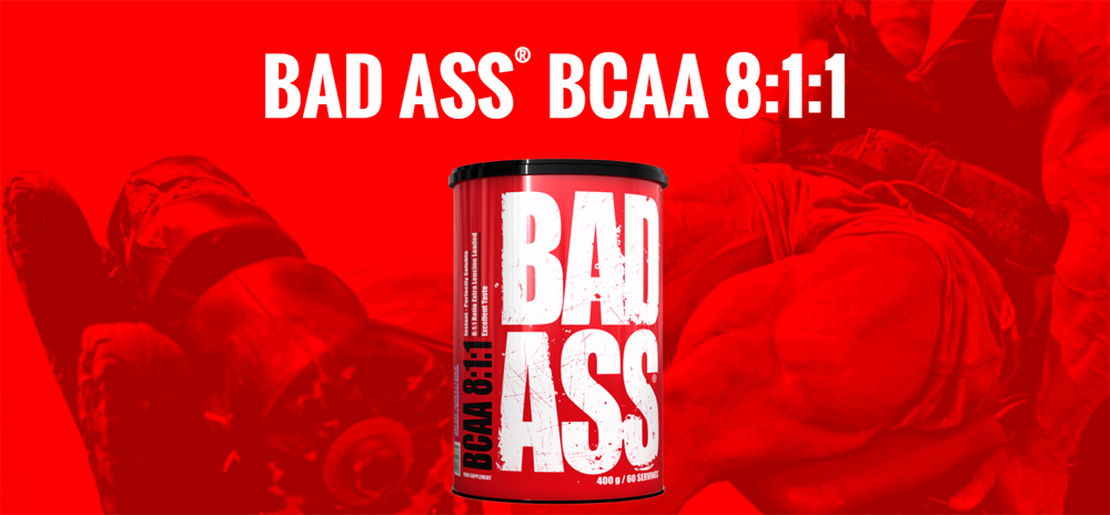 Bad Ass BCAA - Bad Ass