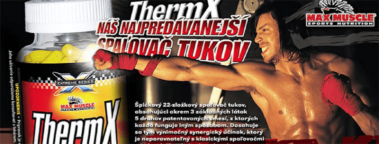 ThermX - Max Muscle
