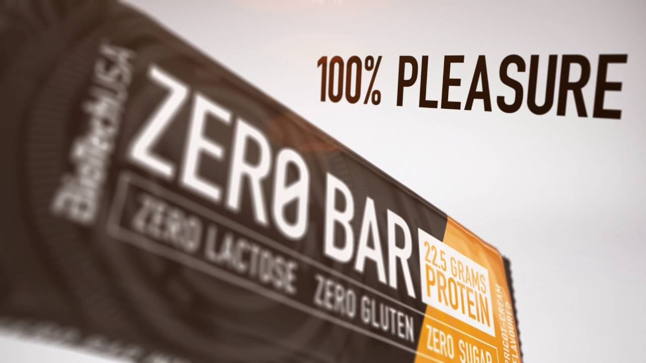 ZERO Bar 50 g - BioTech USA
