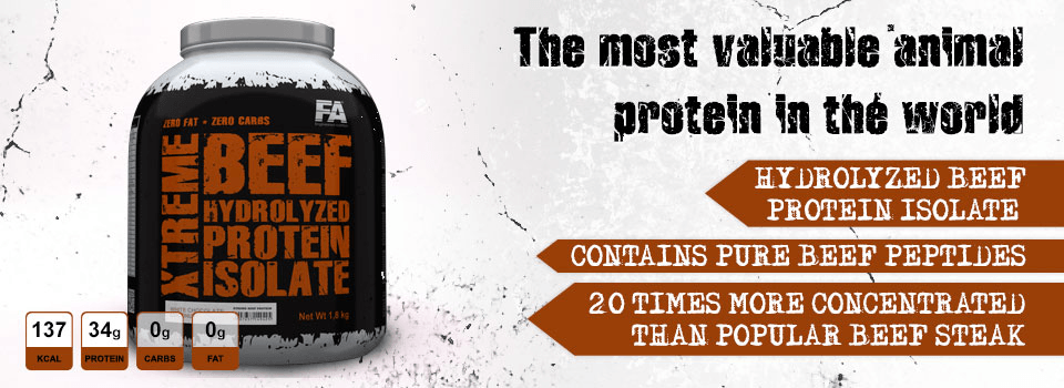 Xtreme BEEF Protein