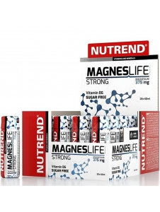 Magneslife Strong BOX - Nutrend