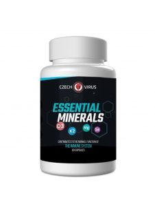 Essential Minerals - Czech Virus