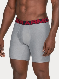 Boxerky Under Armour Tech 6In 2 Pack Gray