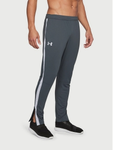 Tepláky Under Armour Sportstyle Pique Track Pant Gray