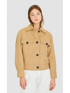 Fleece jacket Stradivarius