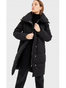 Quilted coat Stradivarius