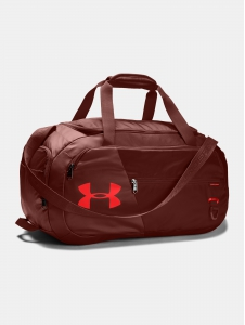 Taška Under Armour Undeniable Duffel 4.0 Sm Cinna Red