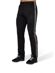 Tepláky Gorilla Wear Wellington Track Pants Black