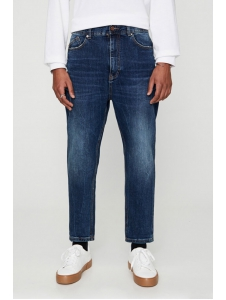 Blue relaxed fit jeans Pull & Bear