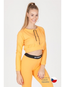 CropTop GoldBee BeCool Sweet Apricot