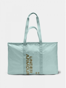 Taška Under Armour UA Favorite Metallic Tote Enamel Blue