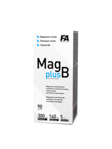 MAG PLUS B - Fitness Authority