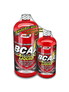 BCAA New Generation 1000 ml + 500 ml zadarmo - Amix