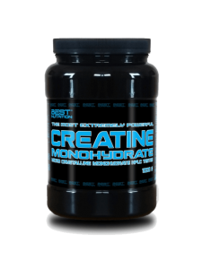 100 % Creatine Monohydrate - Best Nutrition