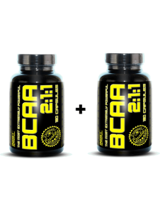 BCAA 2:1:1 - Best Nutrition