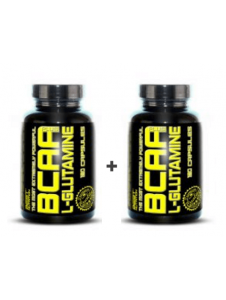 BCAA plus L-Glutamine - Best Nutrition