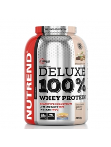 Deluxe 100% Whey Protein - Nutrend