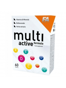 Multi Active Formula - Fitness Authority