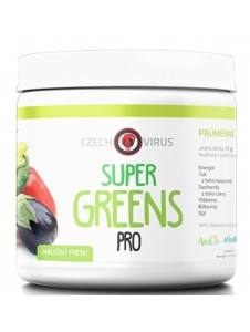Super Greens Pro - Czech Virus