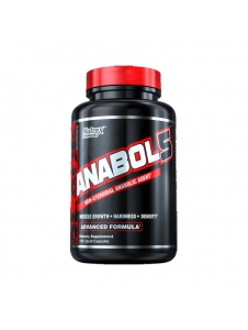 Anabol 5 BLACK NEW - Nutrex