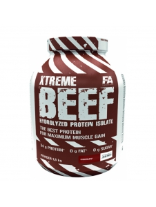 Xtreme BEEF Protein - Fitness Authority