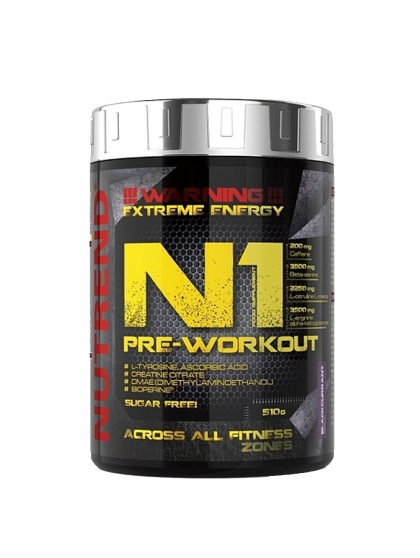 N1 Pre-Workout - Nutrend
