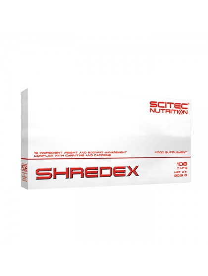 SHREDEX - Scitec Nutrition