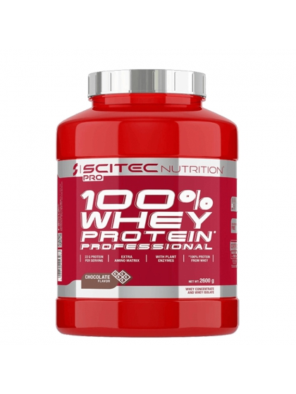 100% Whey Protein Professional - Scitec Nutrition