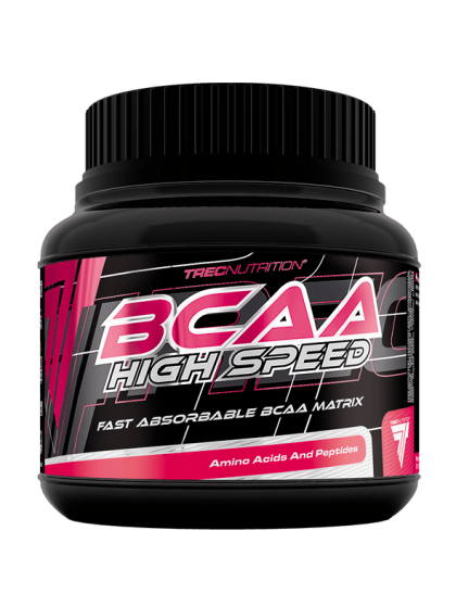 BCAA High Speed - Trec Nutrition